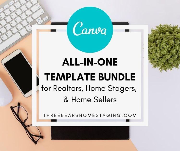 canva template bundle