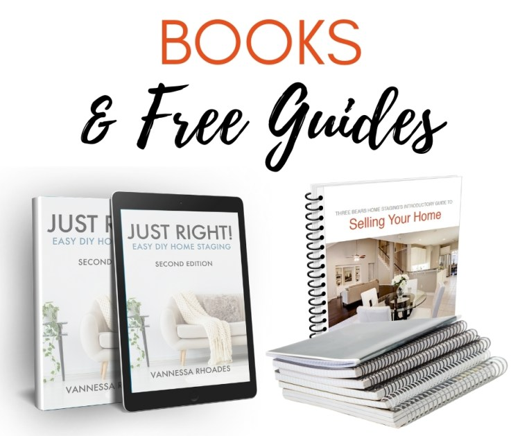 three bears home staging books freebies