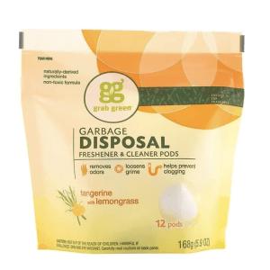 Garbage Disposal Freshener & Cleaner Pods