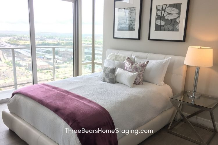 budget home staging