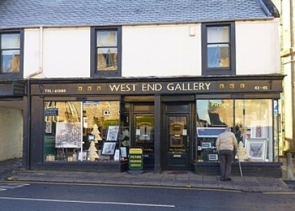 The West End Gallery