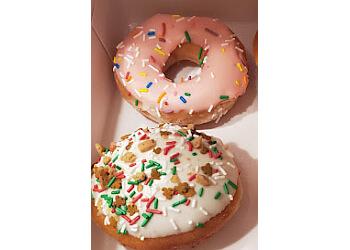 augusta bagel shop krispy kreme doughnuts
