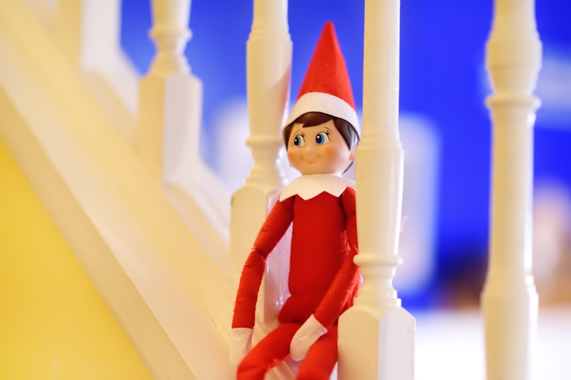 13 Elf On The Shelf Ideas And Printables
