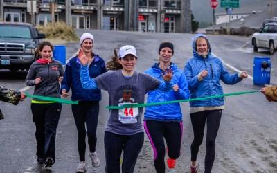 Five person Three Capes Marathon Relay Team Results