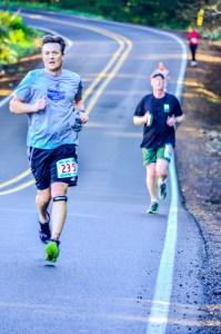 marathons on the Oregon coast