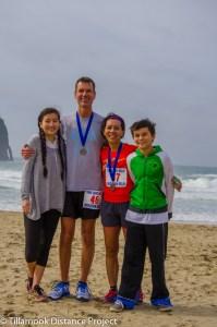 marathon races on the coast