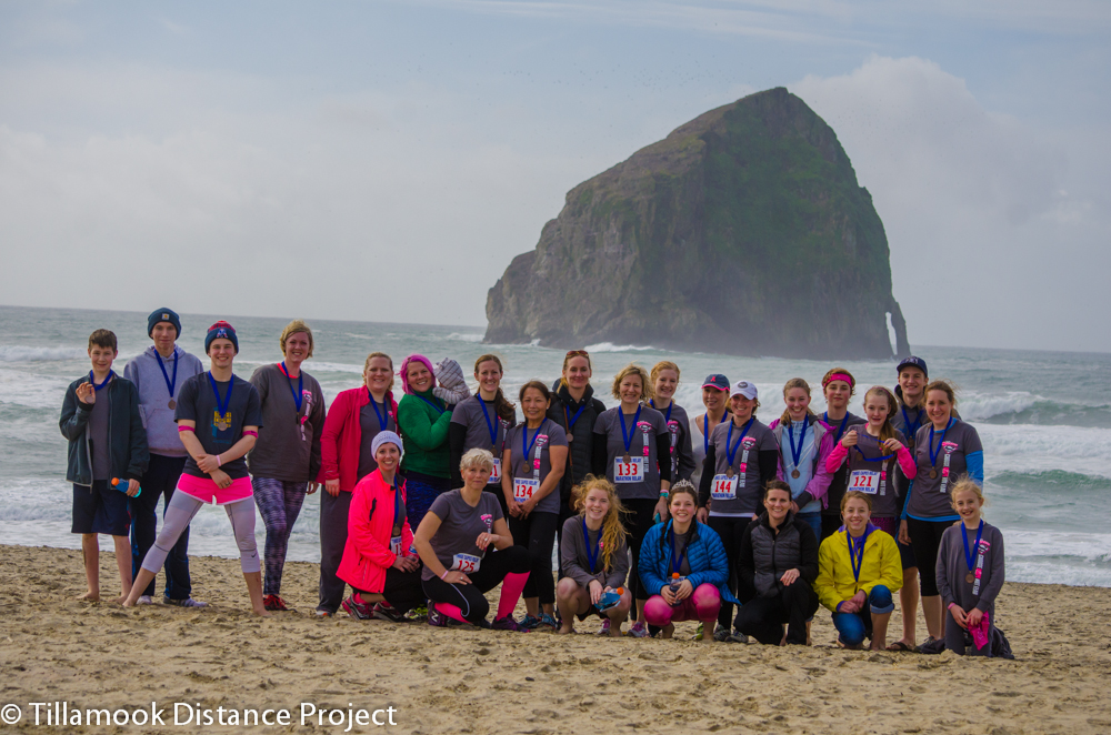 Photos of Three Capes Marathon Relay 2016