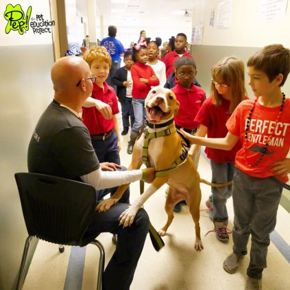 PEP! The Pet Education Project
