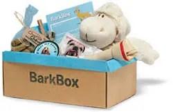 BarkBox Dog Subscriptions