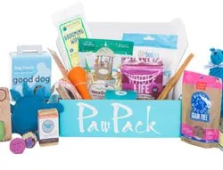 PawPack Dog Subscriptions