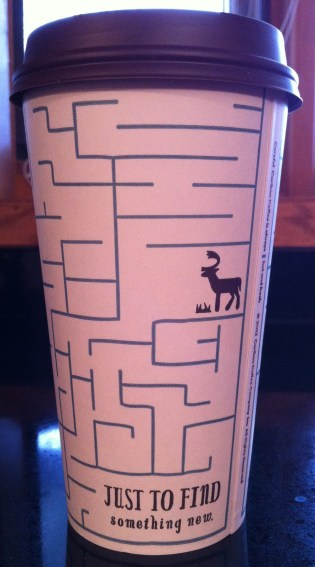 ...and the back of the cup. (Yes, I made it to the end.) :)