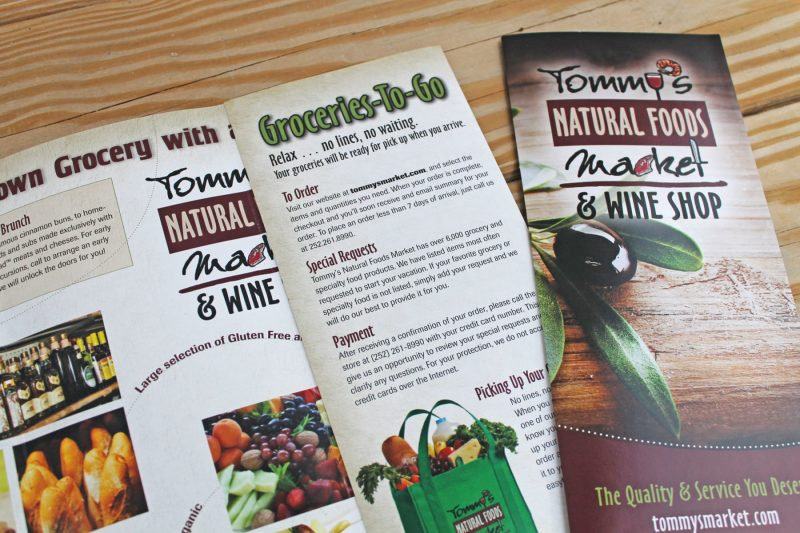 Tommy's Natural Foods Market & Wine Shop