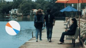 F A L L - Lake Anne Scene