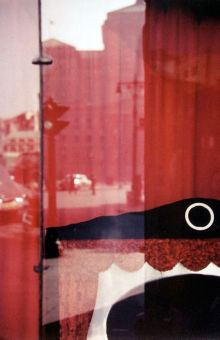 city landscapes taken by American photographer and artist Saul Leiter