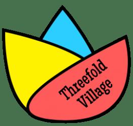 Threefold Village Logo
