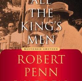 Thinking and Feeling: Robert Penn Warren's All the King's Men