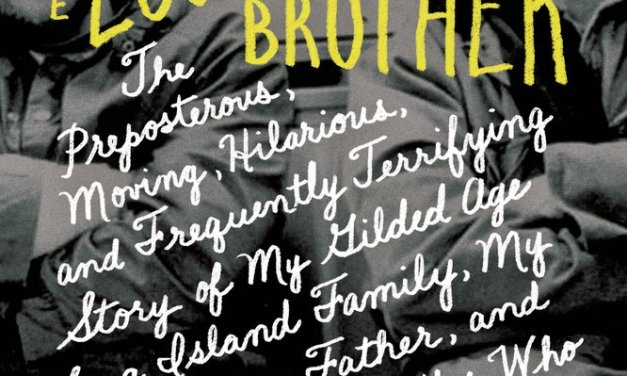 First 1000 Words – The Looking Glass Brother by Peter von Ziegesar