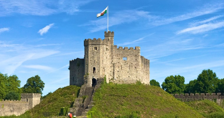 Monday Motivation: 5 Castles In The UK That Make You Want Take A Road Trip This Weekend