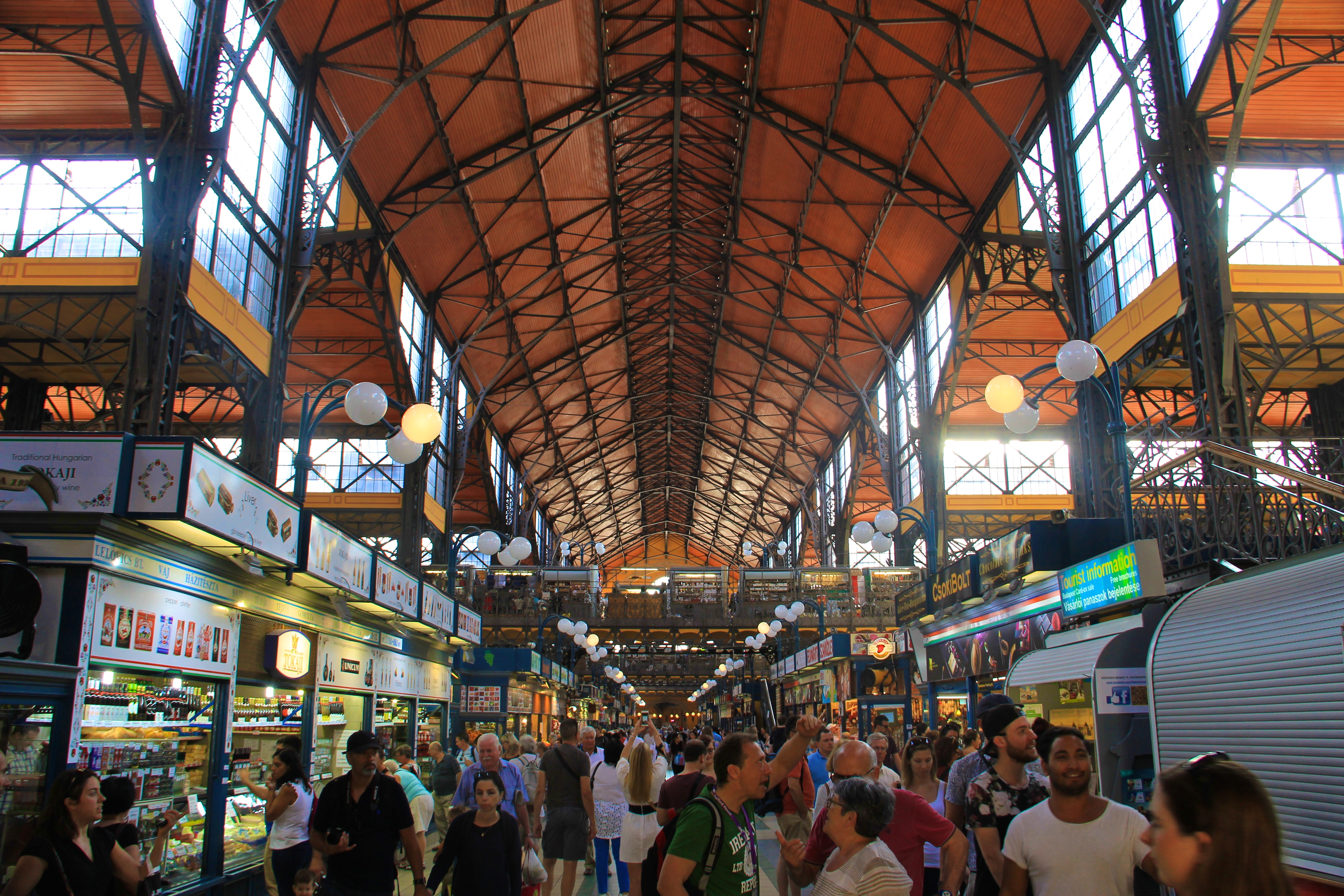 Budapest - Great Market Hall