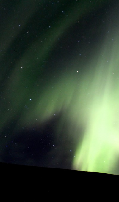 5 Tips For Your First Northern Lights Experience
