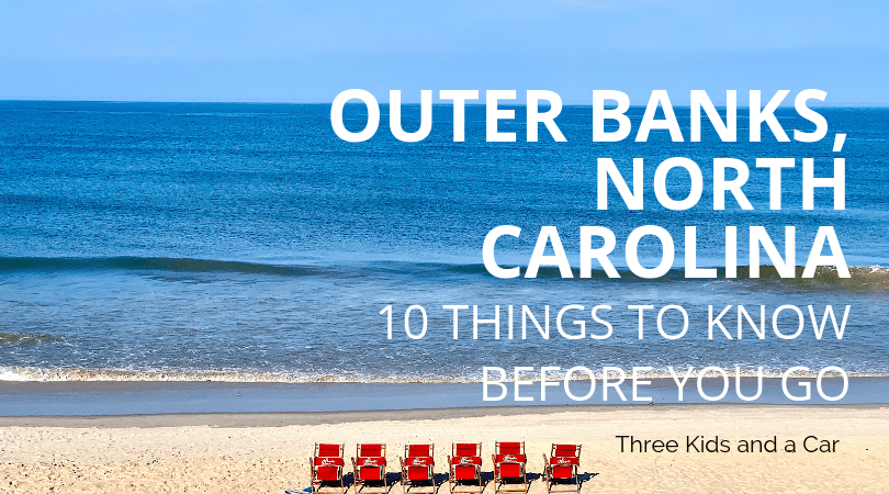 Outer Banks Vacation