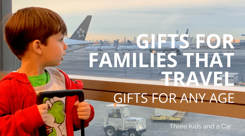 Gifts for Families That Travel