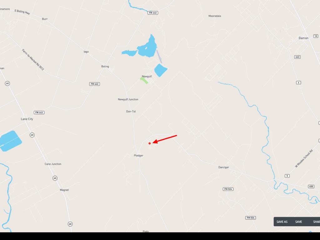 2 95 Acres In Matagorda County Tx