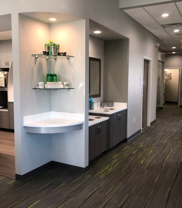 Visit our new orthodontics office at New Town and Providence Rd