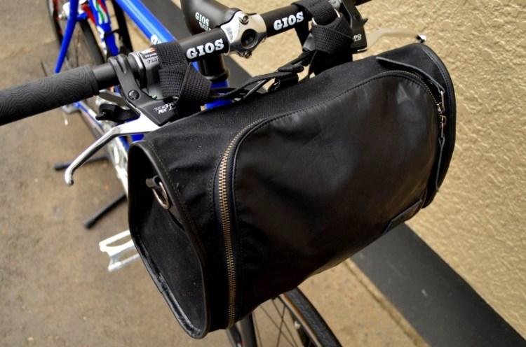 トラピジウムバッグ&GIOSパント