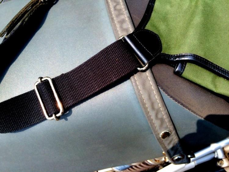 帆布カートリッジバッグ