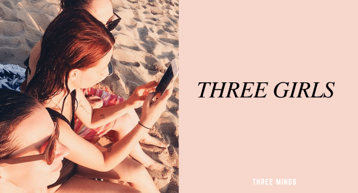 Three girls blogueuses