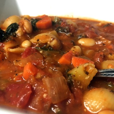 Minestrone Soup | Three Olives Branch