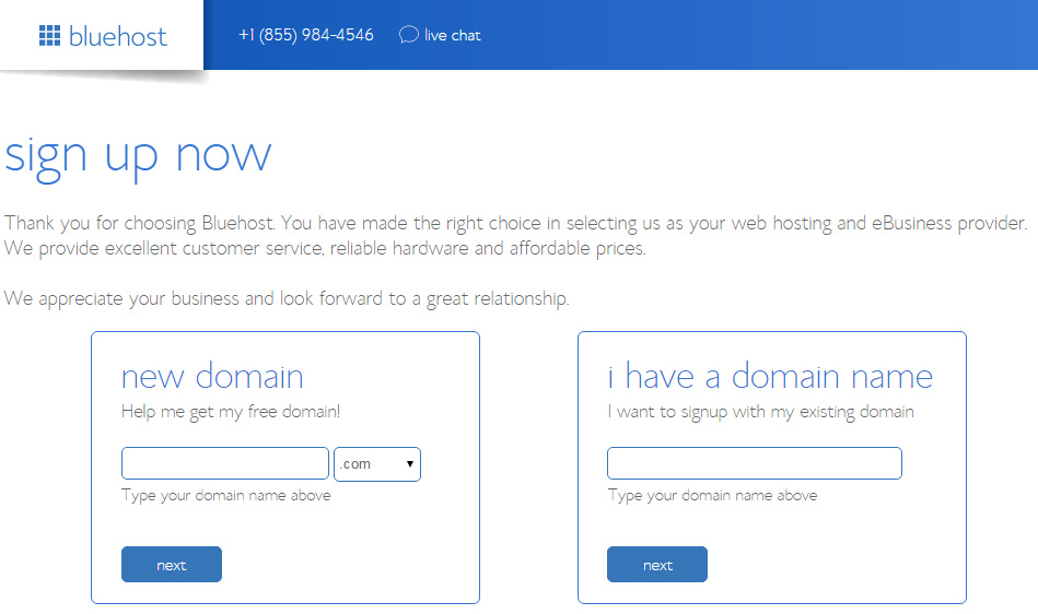 Sign Up Now - Bluehost - Google Chrome 1302016 91514 AM.bmp