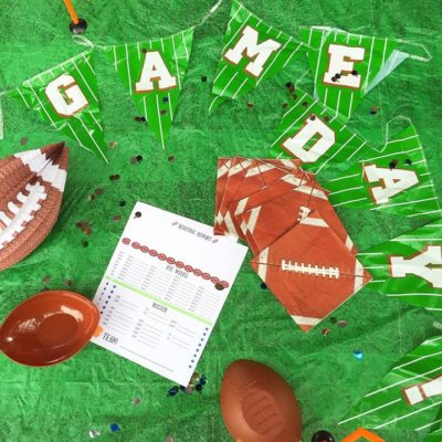 Fantasy Football Draft Party