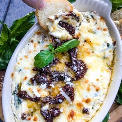 Tuscan Cheese Dip