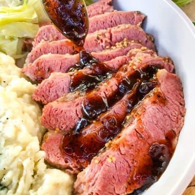 Guinness Corned Beef Recipe Story