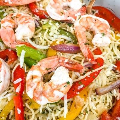 Olive Garden Shrimp Scampi Story