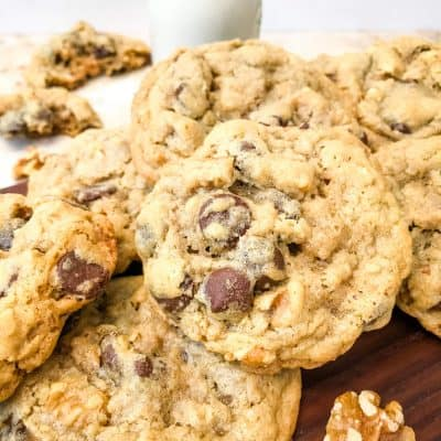 Real DoubleTree Cookies Recipe