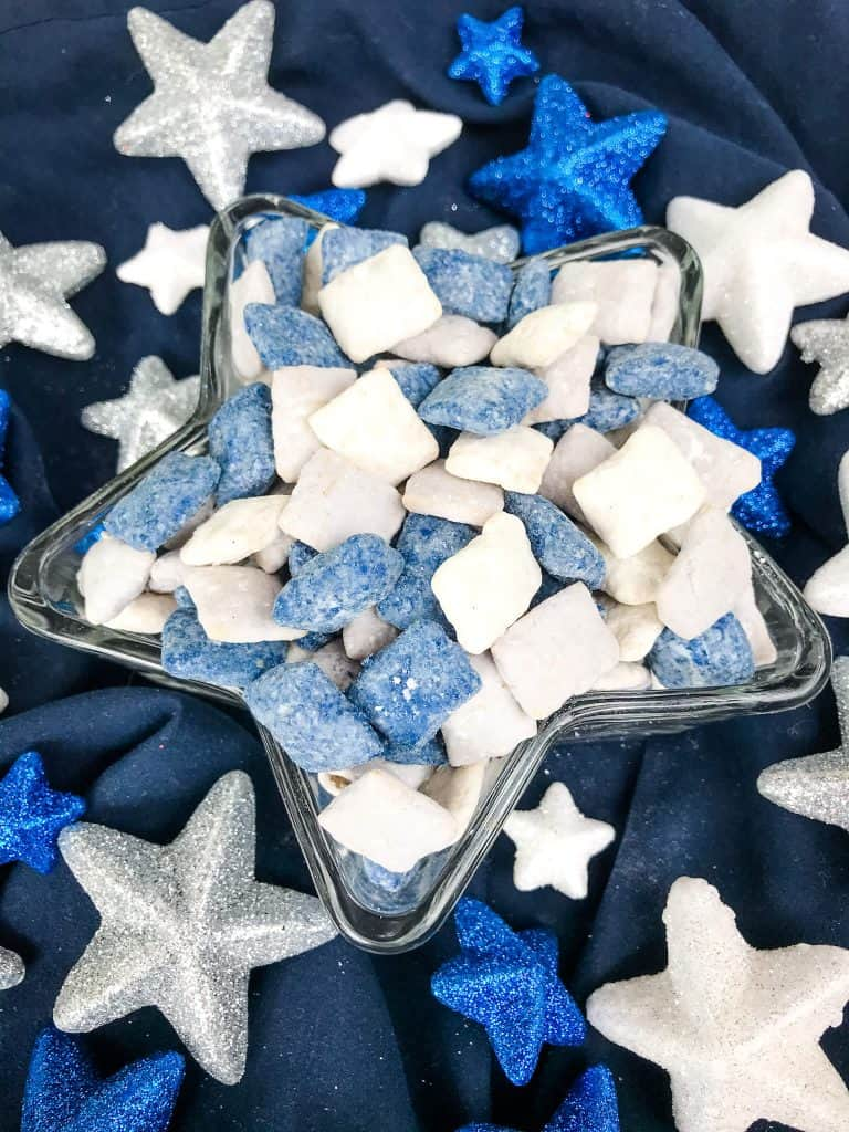 Dallas Cowboys Puppy Chow