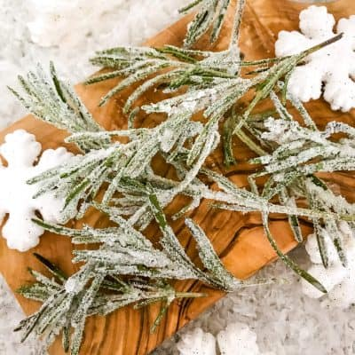 Sparkling Rosemary (Sugared Rosemary)