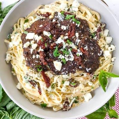 Olive Garden Steak Gorgonzola Alfredo Story