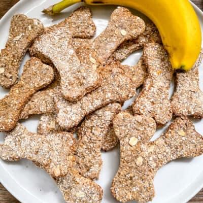 Banana Dog Treats Recipe Story