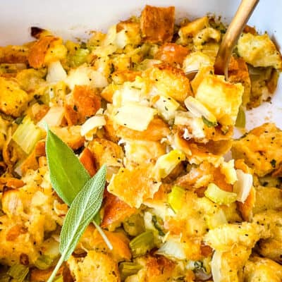 Onion and Sage Stuffing (Dressing)