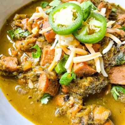 Pork Hatch Green Chili Recipe Story