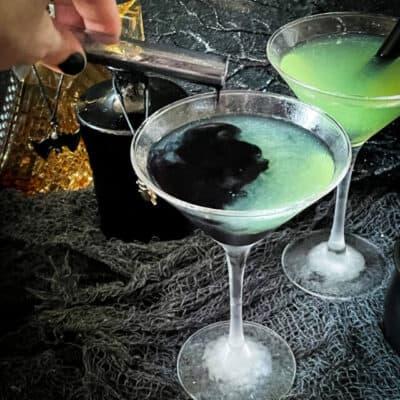 Poison Apple Halloween Cocktail Recipe Story