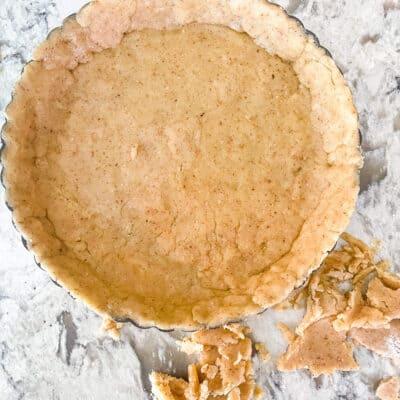Almond Tart Crust Recipe