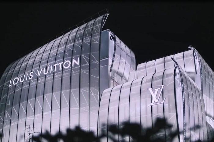 【大阪新景點】LV全球首間咖啡及餐廳旗艦店!青木淳設計文青網美必朝聖