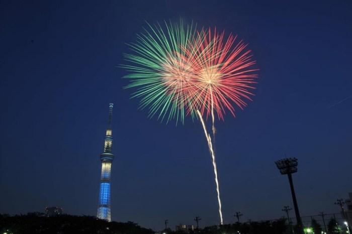 【2019隅田川花火大會】今夏最浪漫!日本東京規模最大、人氣最高的煙火大會!