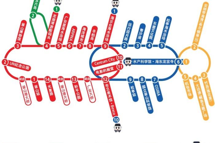 【釜山自由行】Buti釜山城市觀光巴士:釜山熱門景點、4大路線、購票、換乘全攻略!