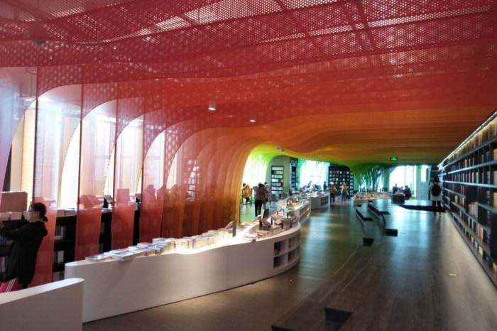 【蘇州景點】鍾書閣:文青必訪的中國最美彩虹書店